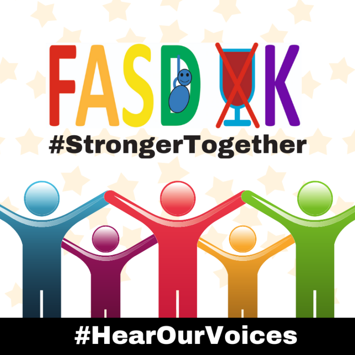 FASDUK StrongerTogether